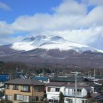 Foto (Yusuke Shinyama / Wikipedia, Gemeinfrei): Mt. Asama  (浅間山)